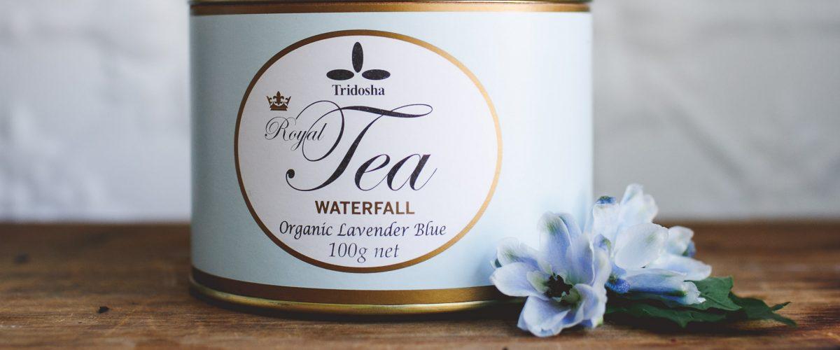 Tea Waterfall