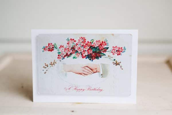 Vintage Style Cards -