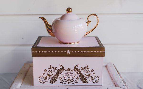 Cristina Re Tea Pot Posies -