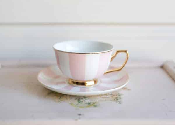 Cristina Re Tea Cup Posies -