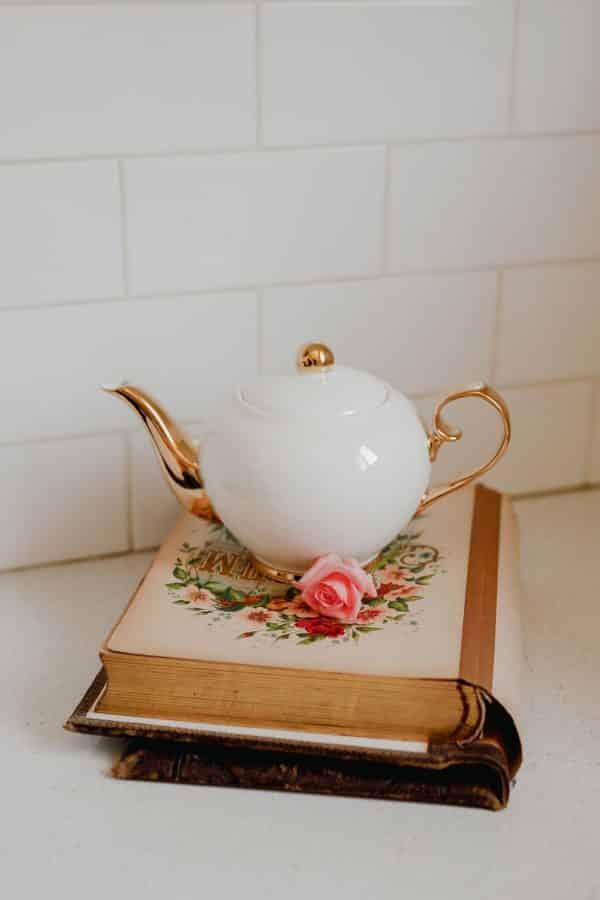 Teapot large size from Cristina Re range -