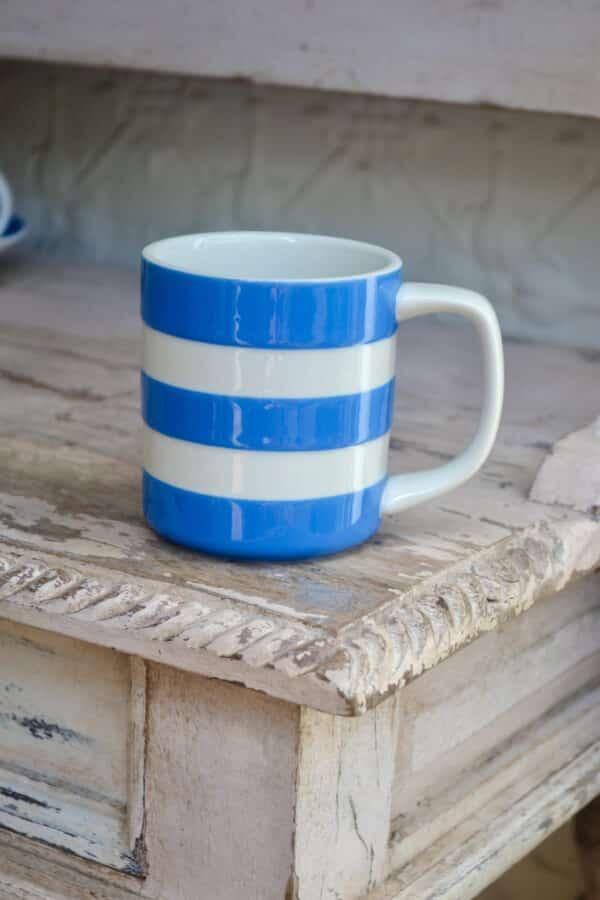 Cornishware 10oz Mug -